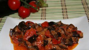 melanzane a funghetti