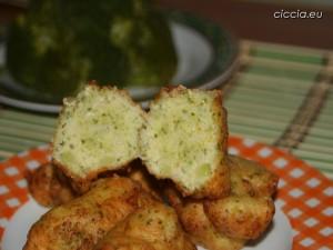 Frittelle di broccoli calabresi